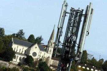 Intégrer les antennes à l'environnement, une des nouvelles contraintes pour les opérateurs.