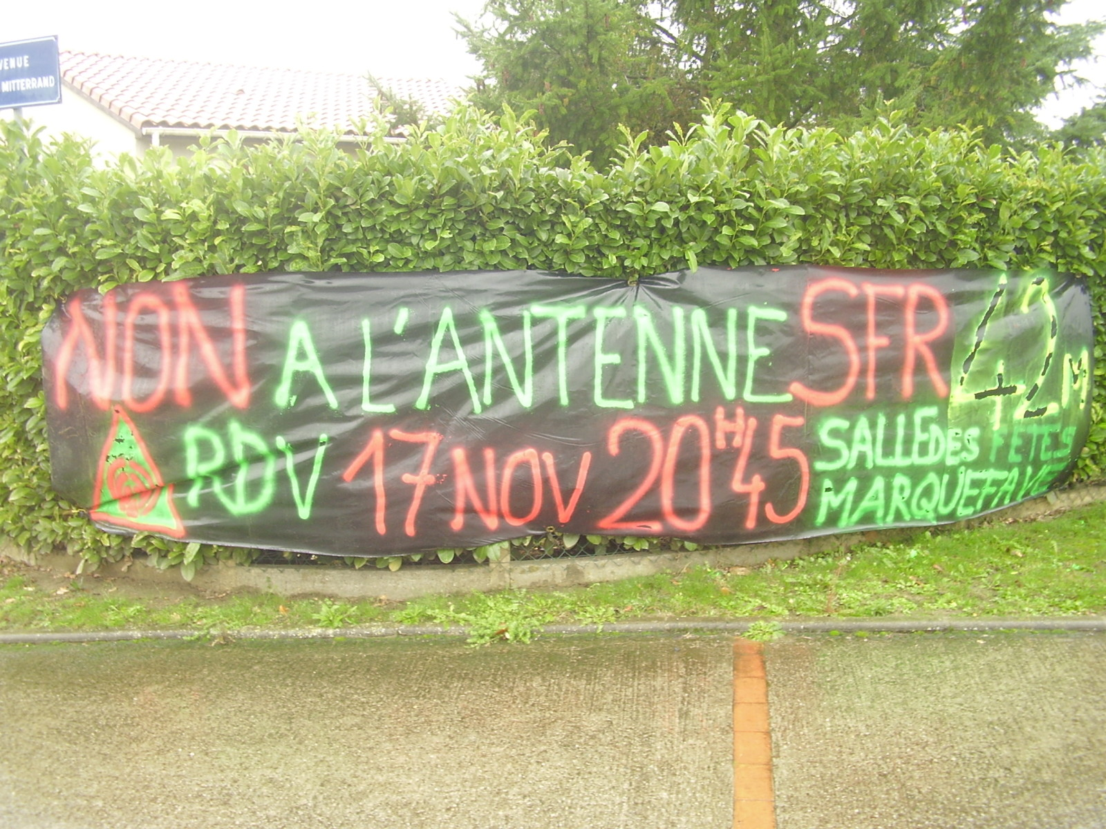 Marquefave et Lacaugne : Grande mobilisation