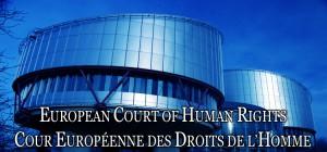 Requête préliminaire introduite devant la Cour Européenne des Droits de l'Homme à Strasbourg