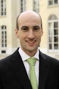 Martin Guespereau, directeur général de l'Afsset.