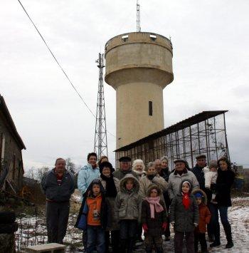Comme dans d'autres communes de la région, les riverains craignent une antenne-relais sur le château d'eau. / Photoillustration, archivesDDM.