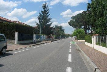 L'antenne pourrait être construite au n°4 de la rue Daudet./Photo DDM, C.L.