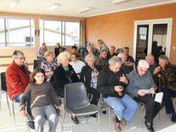 L'association Riverains antennes-relais a été dissoute à l'unanimité lelundi 17 mai lors de l'assemblée générale. /Photo DDM.