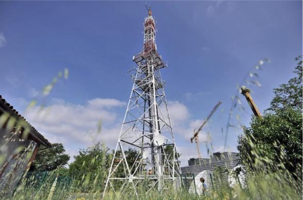 La «tour Eiffel» des hauteurs de Jolimont vit ses dernières semaines d'émission.