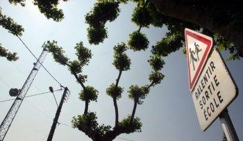 Le taux d'émissions des antennes-relais restent très controversés pour la santé. / Photo , DDM, archives