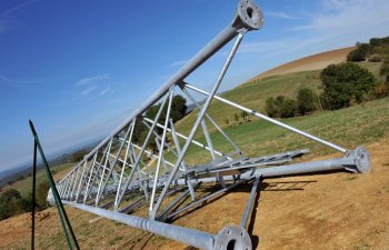 Pour l'implantation de l'antenne, la mairie d'Auzits peut brandir les 500 signatures recueillies en faveur du projet. BVA ne comprend pas./Photo DDM