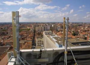 Toulouse quartier des Chalets. Le danger des champs électromagnétiques