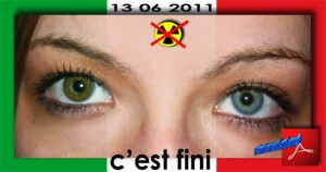 """– Édition Spéciale Référendum : """"A une écrasante majorité l'Italie plébiscite par vote sa sortie du nucléaire"""""""