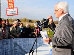 Environnement - Gaz de schiste : premier jumelage France-Québec