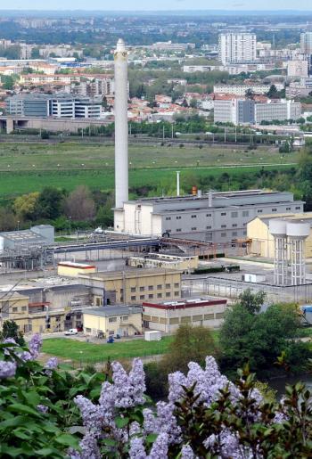 Toulouse vue depuis les hauteurs de Pech-David./Photo DDM, Archives
