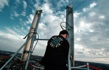 Le réseau d'antennes-relais continue à se développer… en silence./Photo DDM, Michel Viala