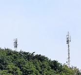 Les antennes du Mont Aragnouet ()
