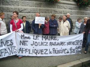 Châteaulin. Antennes-relais à la gare : la Justice annule l'autorisation