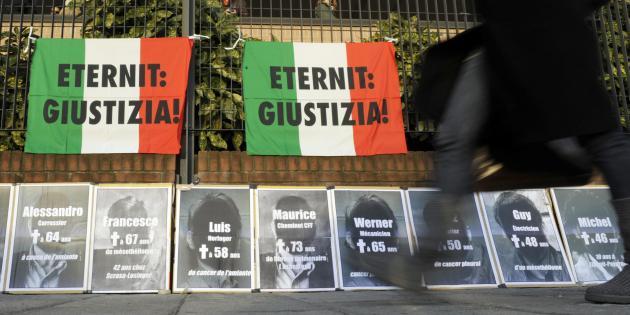Peine durcie à 18 ans pour l'ex-propriétaire d'Eternit Suisse