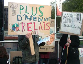 PARIS : Vers un réseau de mini-antennes relais ?