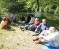 SAOU Des électrosensibles investissent la forêt pour une reconnaissance de leurs souffrances