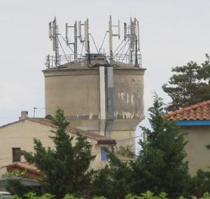 Aussonne (31840) : occupation illégale du domaine public par les opérateurs