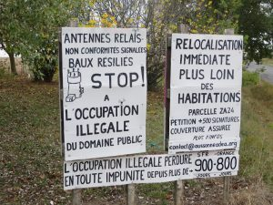 aussonne-occupation-illegale-antennes-relais-orange-sfr-24-10-2016